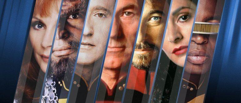 Сериал Звездный путь Следующее поколение фото